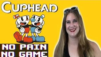 CUPHEAD No Pain No Game (Hot Sauce Challenge)