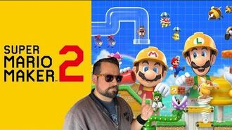 SUPER MARIO MAKER 2 Nintendo Switch Lets Play!