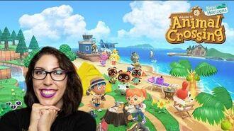Animal Crossing New Horizons Beautiful Town!
