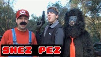 Stupid Mario Brothers Shorts (SNEZ PEZ 2011)