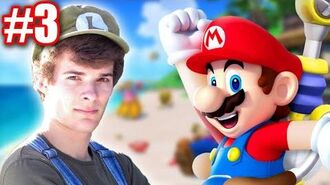 Let's Play Super Mario Sunshine – Live Stream 3 (Super Mario 3D All Stars)