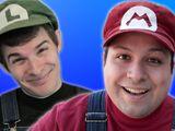 Stupid Mario World