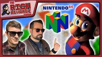 Top 5 N64 Games - TOP 5 LIVE! - Nintendo 64