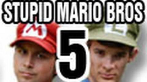 Stupid Mario Brothers - Episode 5