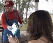 Mario and Pauline