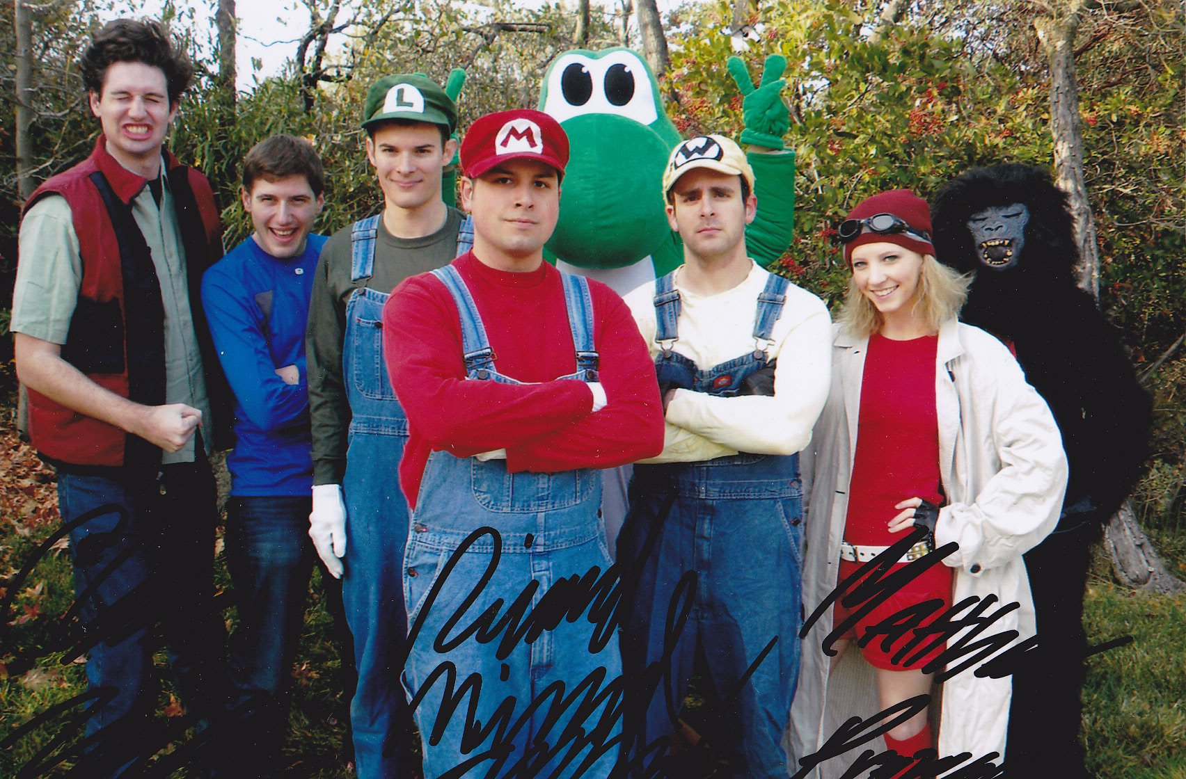 Stupid Mario Brothers  sc 1 st  Stupid Mario Brothers Wiki - Fandom : mario brothers family costumes  - Germanpascual.Com