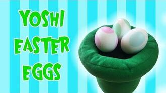 Yoshi Easter Eggs! - Let's Cook! (Yoshi's Crafted World)