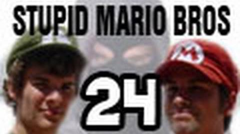 Stupid Mario Brothers - Episode 24