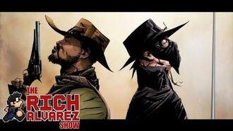 Django Zorro team up crossover movie from Quentin Tarantino INCOMING!