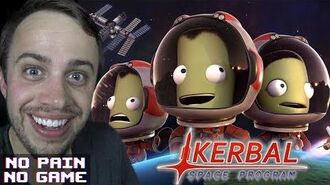 Kerbal Space Program - No Pain No Game (Hot Sauce Challenge)