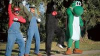 Stupid Mario Brothers Nintendo Style Gangnam Style Parody