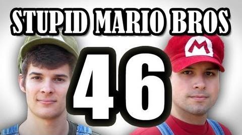 Stupid Mario Brothers - Episode 46