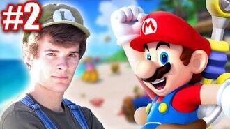 Let's Play Super Mario Sunshine – Live Stream 2 (Super Mario 3D All Stars)