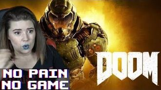 DOOM No Pain No Game (Hot Sauce Challenge)