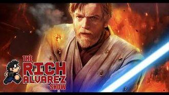 "Third ""Star Wars"" Show Planned For Disney Plus - Rich Alvarez Show"