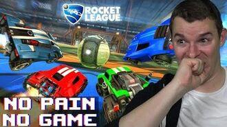 Rocket League - No Pain No Game (Hot Sauce Challenge)