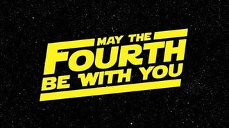 STAR WARS DAY (MAY THE 4TH 2017!!)