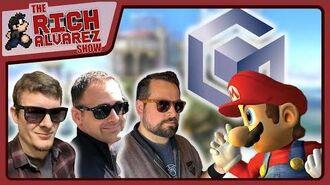Top 5 Gamecube Games - TOP 5 LIVE! - RichAlvarez