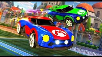 Rocket League on Nintendo Switch