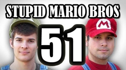 Stupid Mario Brothers - Episode 51