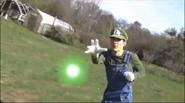 Luigi fireball
