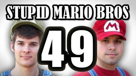 Stupid Mario Brothers - Episode 49