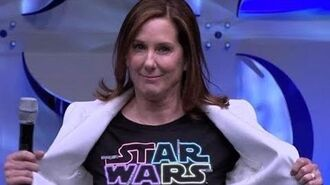 Should Kathleen Kennedy be fired from LucasFilm? - Star Wars Hour