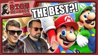 Top 10 Super Mario Games Of All Time!