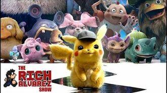 Detective Pikachu Sequels & Future Pokemon Movies - Rich Alvarez Show