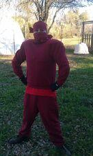 Blood Red Ninja
