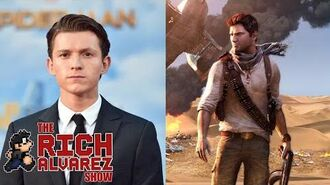 Uncharted Movie Starring Tom Holland Coming December 2020