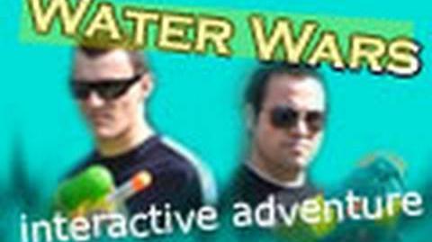 Water Wars: An Interactive Adventure