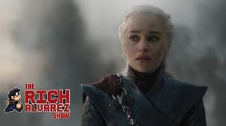 Game Of Thrones Did WHAT?! (Season 8 Episode 5) - Rich Alvarez Show