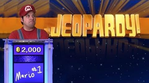 Super Mario Jeopardy