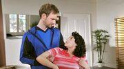 Pauline und Leonard erste Begegnung - Sturm der Liebe