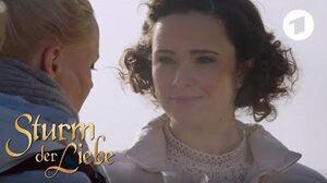 Romy verfolgt Annabelle in ihren Träumen Sturm der Liebe