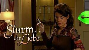 Barbara tötet Lars - Sturm der Liebe - Spannende Momente