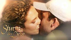 Franzis Traum vom ersten Kuss mit Tim Sturm der Liebe