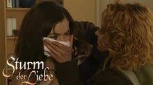 Helen entführt Laura - Sturm der Liebe - Spannende Momente