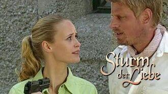 Zacher vs. Miriam und Felix - Sturm der Liebe - Spannende Momente