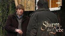 Hendriks Fluchtversuch - Sturm der Liebe - Spannende Momente