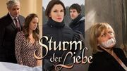 Patrizia Dietrich und die Wegeners - Sturm der Liebe - Diashow