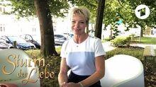 Julia Grimpe spielt Christoph Saalfelds Schwester Linda Baumgartner Sturm der Liebe