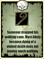 WalkingCane