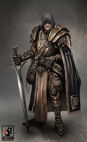 Paladin druid knight by aphextal-d5ci9o8