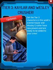 Announce kaylar-wesley