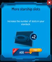 Addslots-ships