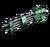 G2 tos klingon laser