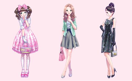 Style Savvy Fashion Forward Style Savvy Trendsetters Wiki Fandom