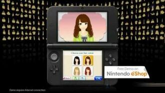 Nintendo Presents New Style Boutique (Trailer) - Nintendo 3DS